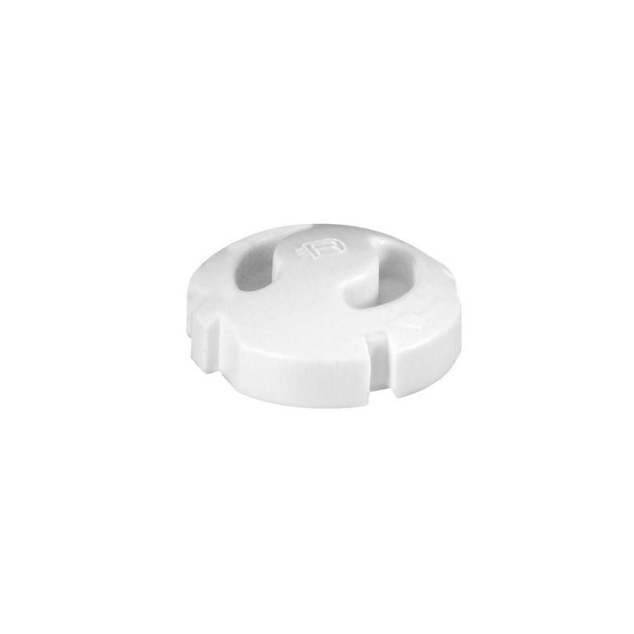 Protectie prize, plastic, 1 modul, set 5 bucati