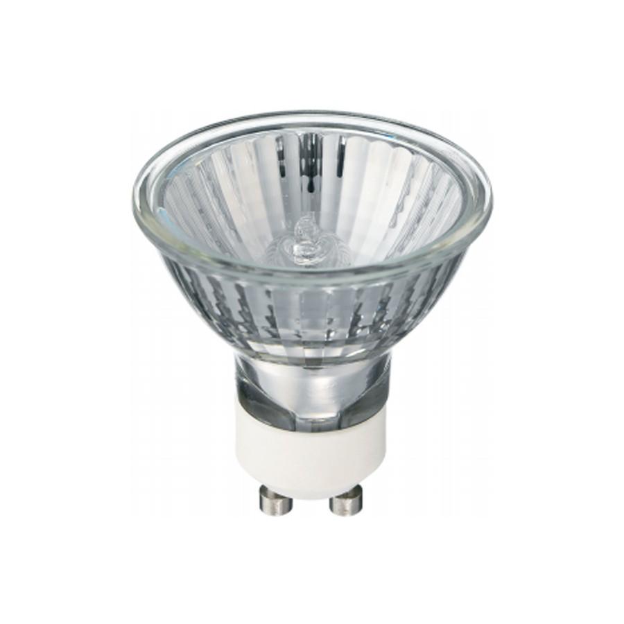Bec halogen dicroic GU10 Philips TwistLine spot 230V 50W lumina calda