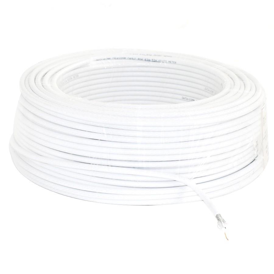 Cablu coaxial RG6 75 ohm