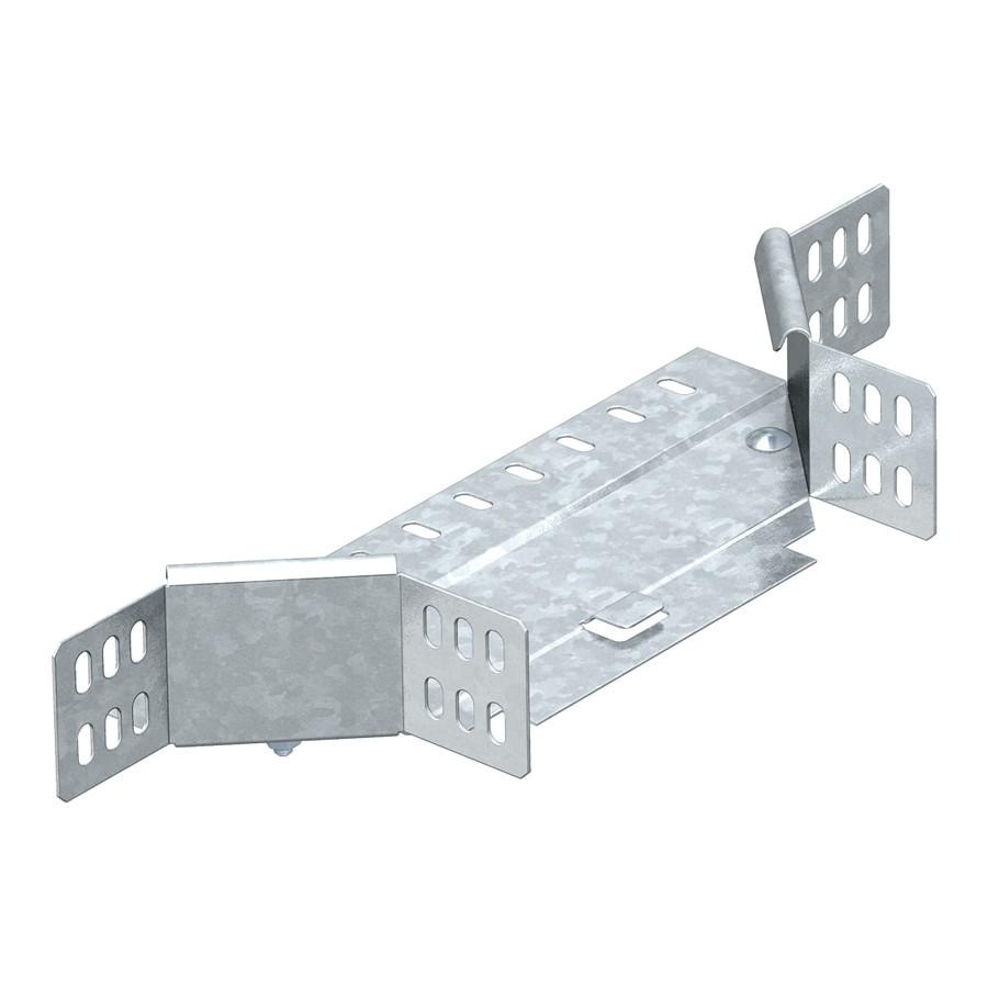 T scurt RKF FS 6040403, otel, 60 x 100 mm