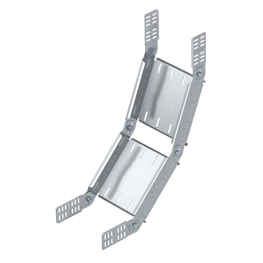 Racord articulat 7006322, otel, 60 x 100 mm