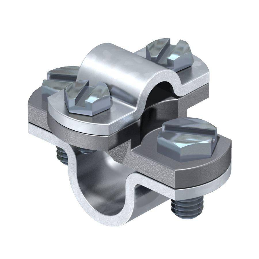 Clema pentru conectarea conductorilor 8 - 10 mm Obo 5416566