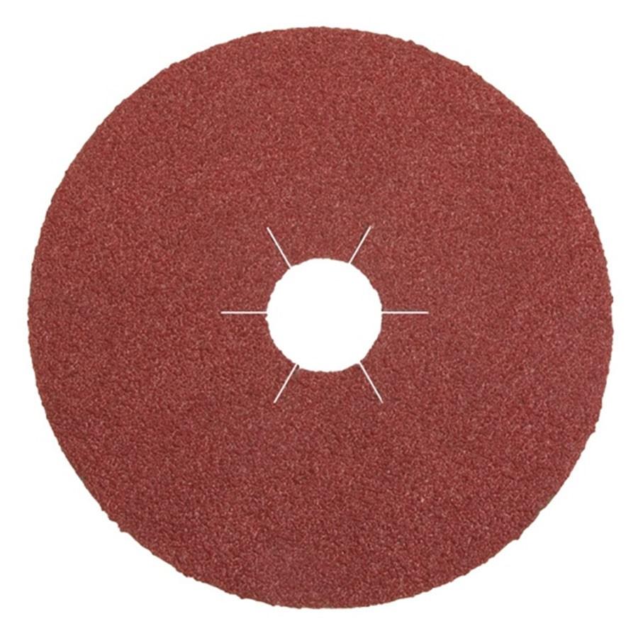 Disc abraziv pentru metal, otel Klingspor CS 561 11015 granulatie 60 125x22 mm