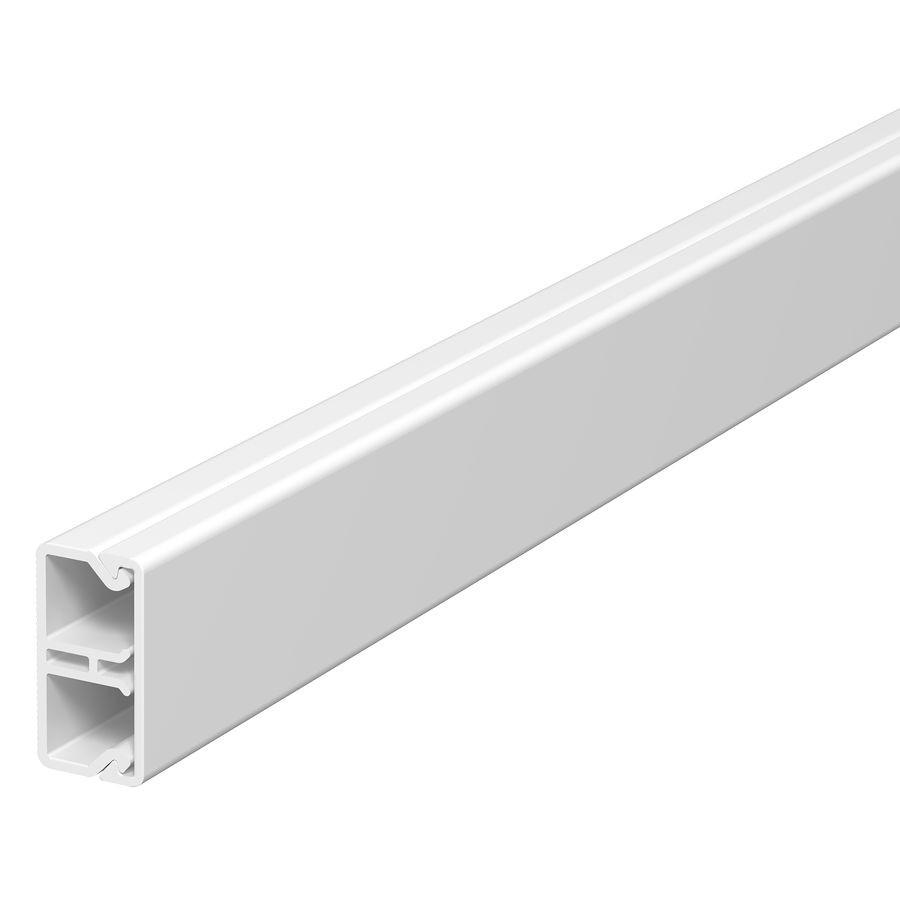 Canal cu perete 6150519, 15 x 30 mm, alb crem