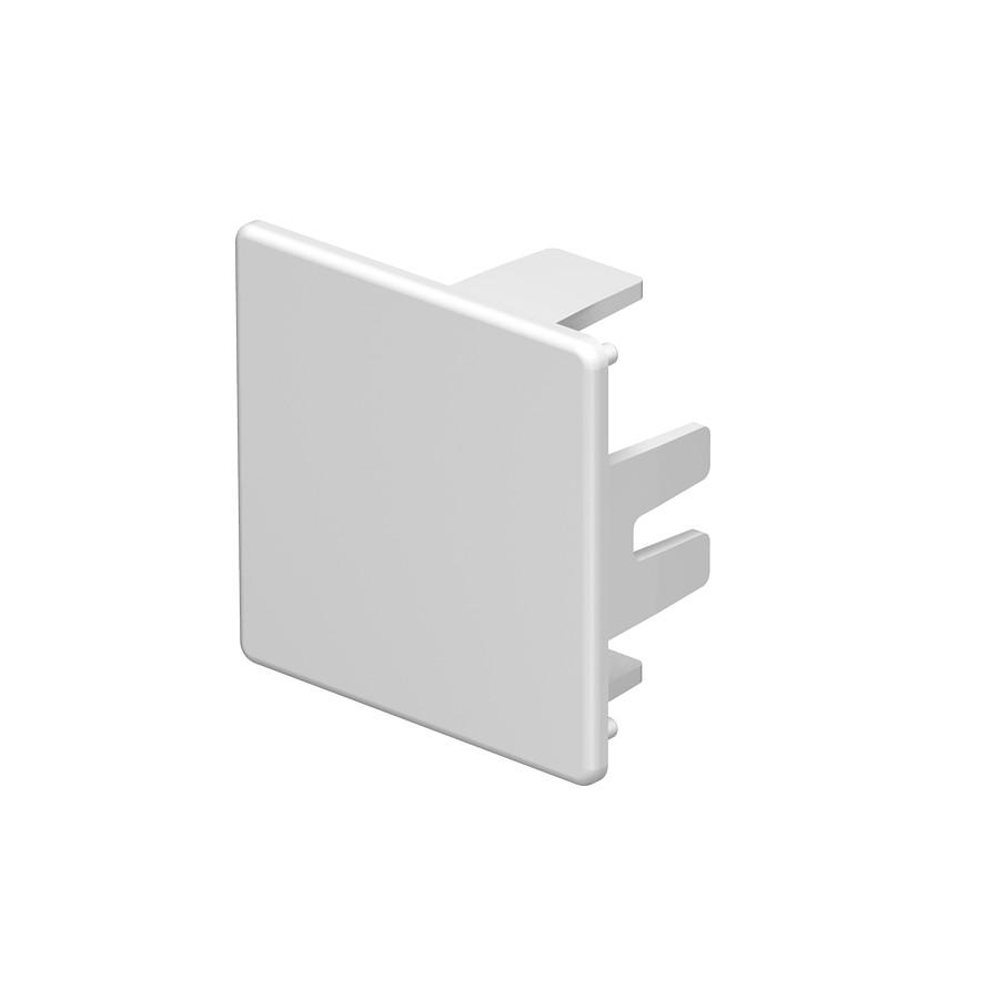 Piesa capat WDK40X40 alb C 6193218