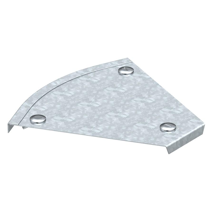 Capac pentru cot 90 grade FS 7129629, otel, 150 mm