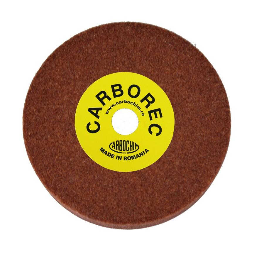 Piatra abraziva pentru slefuit widia, Carbochim, 250 x 32 x 32 mm