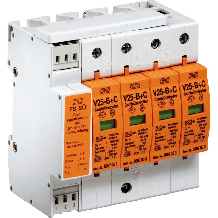 Dispozitiv CombiController V25 cu monitorizare fuzibile 5097355