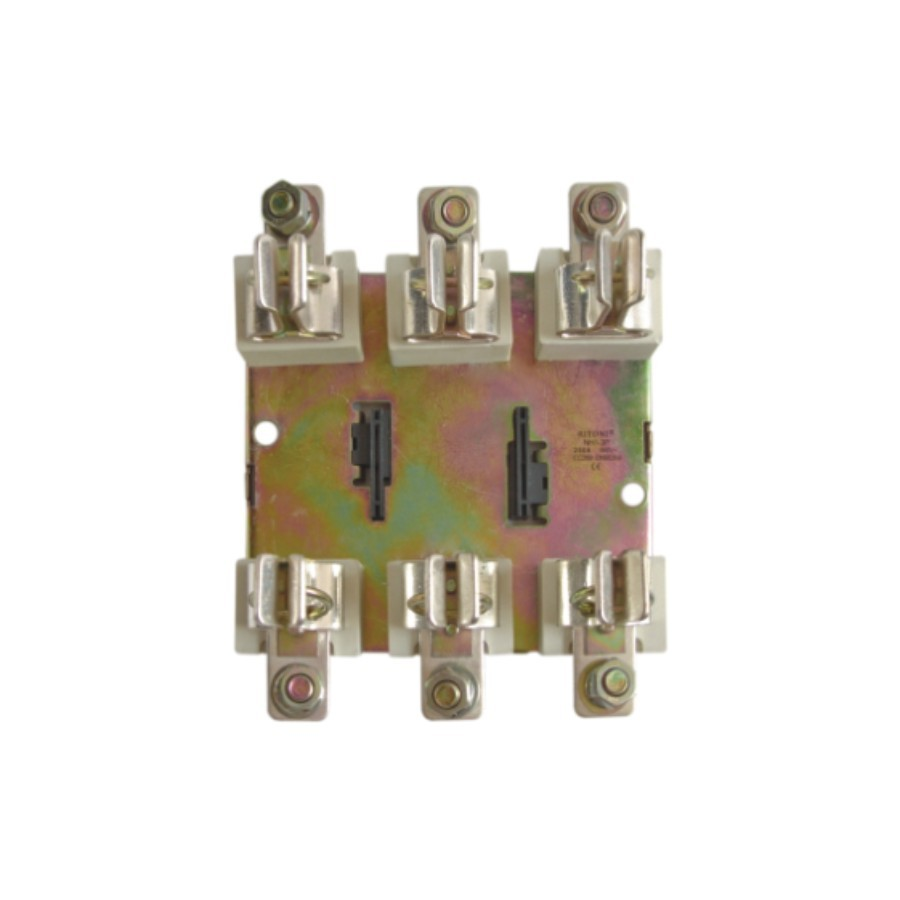 Soclu MPR-punte metal 3P-PK2/3 M10 400A