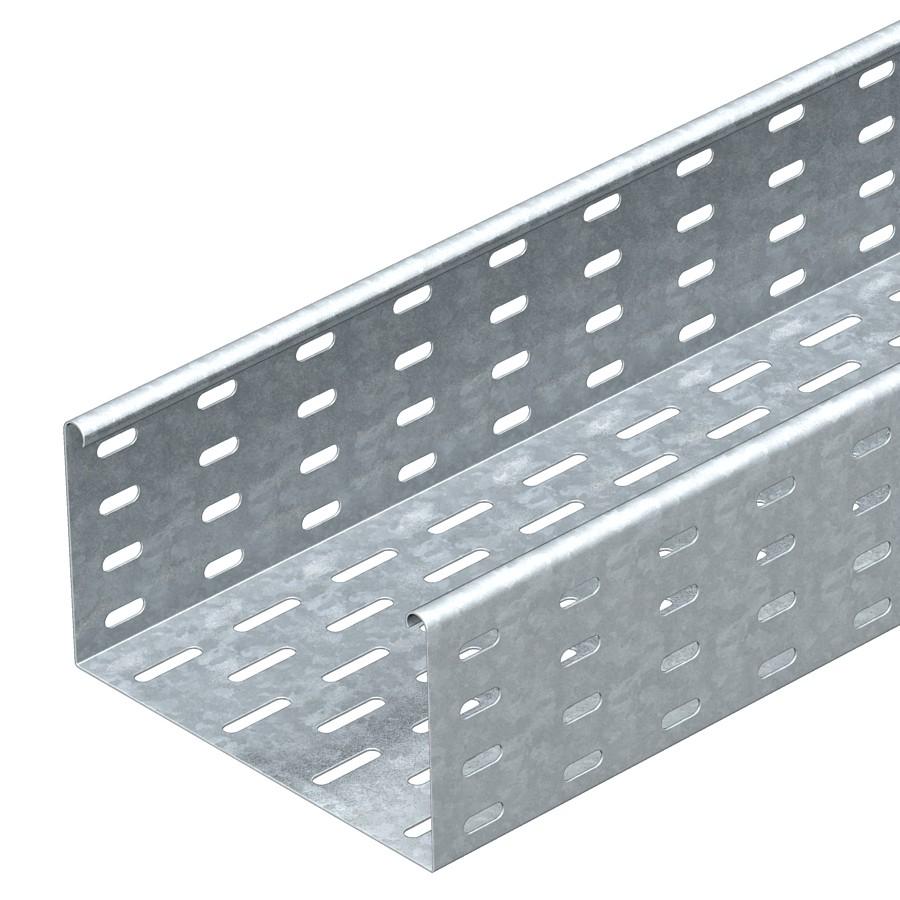 Jgheab MKS FS 6060102, otel, 1 x 110 x 100 mm