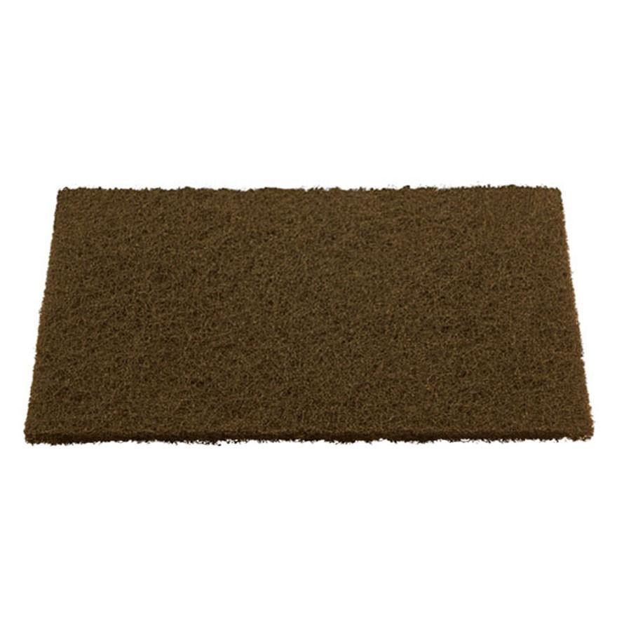 Panza abraziva netesuta, pentru vopsea / lac / plastic / inox, Klingspor NPA 400, 152 x 229 mm