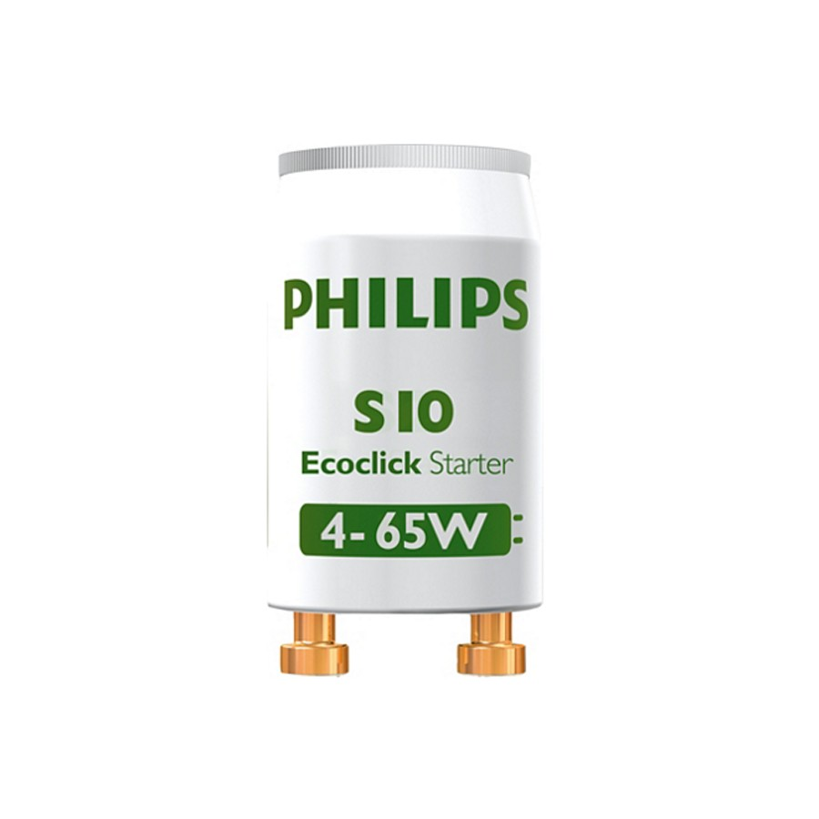 Starter S10 Ecoclick, 4 x 65W Philips - 2 buc