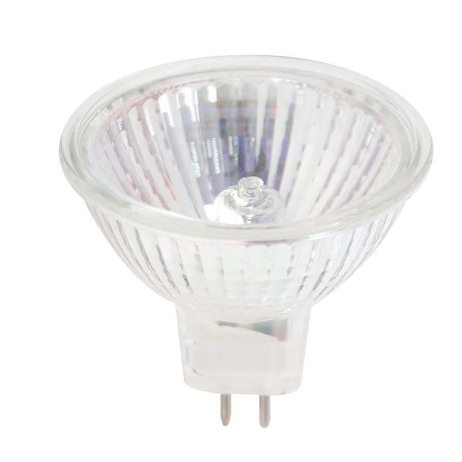 Bec halogen GX5.3 Lohuis dicroic MR 16C spot 12V 16W lumina calda