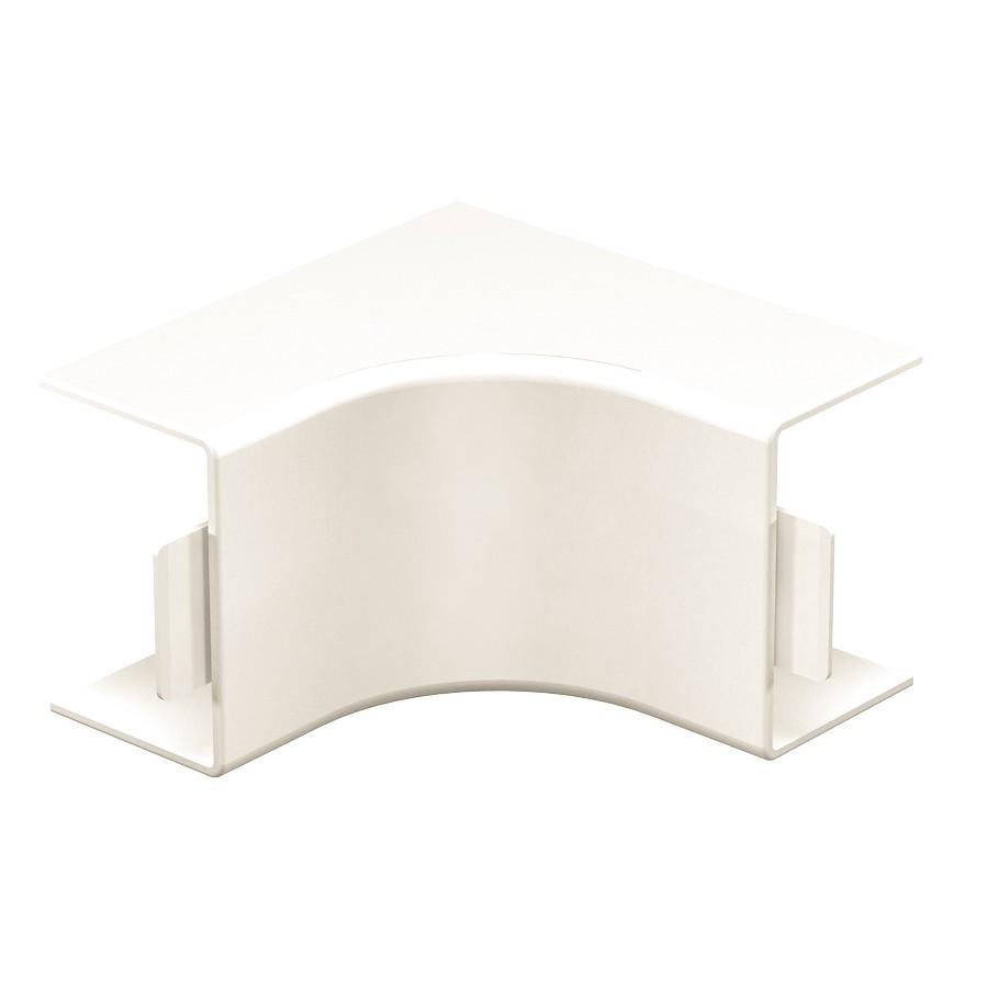 Cot interior 6160018, 20 x 20 mm, alb crem