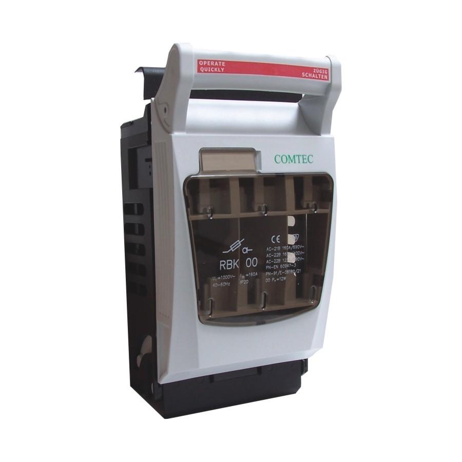Separator MPR 3P orizontal RBK00/160A