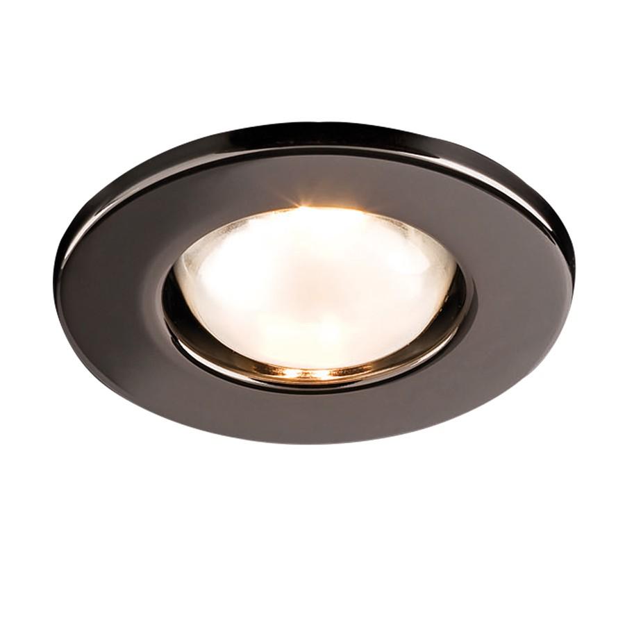 Spot incastrat FR 39 70217, E14/R39, negru