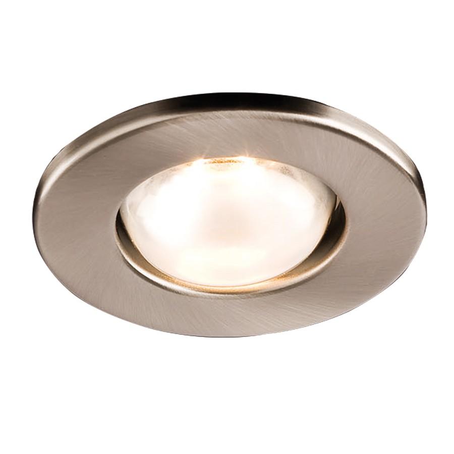 Spot incastrat FR 39 70215, E14 / R39, nichel mat