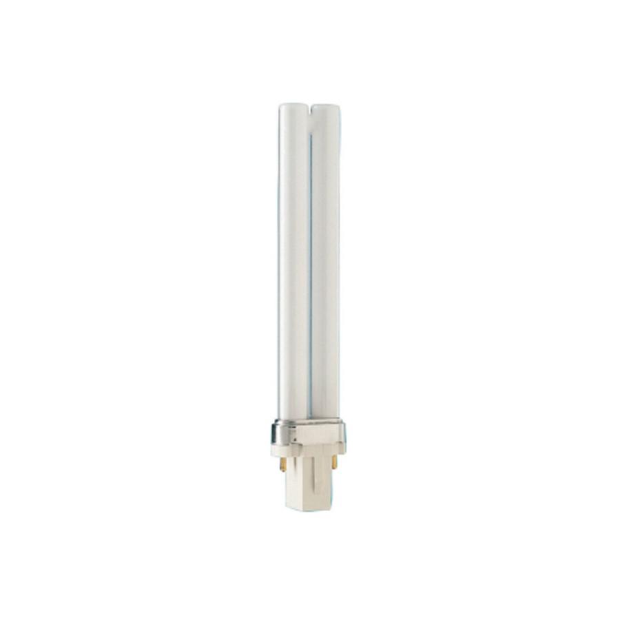 Bec economic G23 Philips Master PL-S 2P 9W lumina neutra