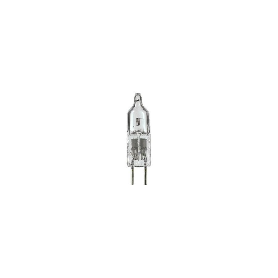 Bec halogen fara reflector GY6.35 Philips CapsuleLine 12V 50W lumina calda