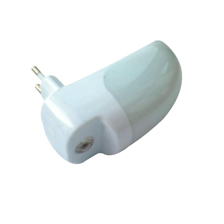 Lampa de veghe LED si fotocelula 00-577, alba