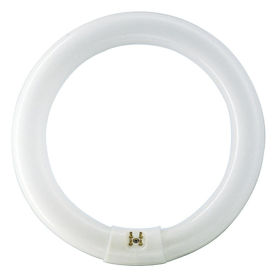 Neon circular 40W Philips Master TL-E G10q lumina neutra 406 mm
