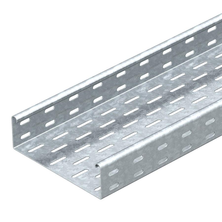 Jgheab SKS 110 FS 6061109, otel, 1.5 x 110 x 100 mmm