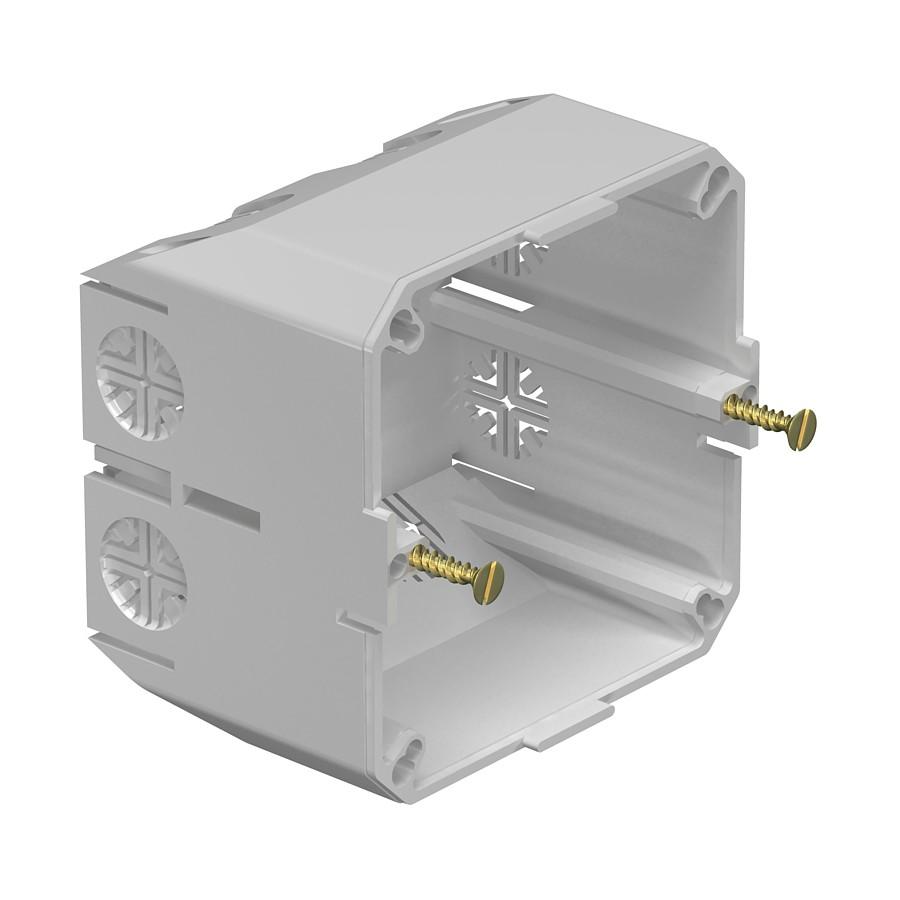 Doza aparate pentru aparate cu rama fixa 6023207, gri