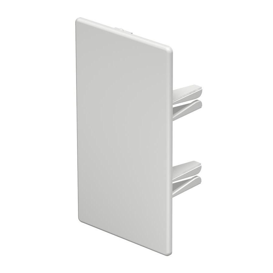 Piesa de capat WDK HE60110RW 6193307, 60 x 100 mm, alb