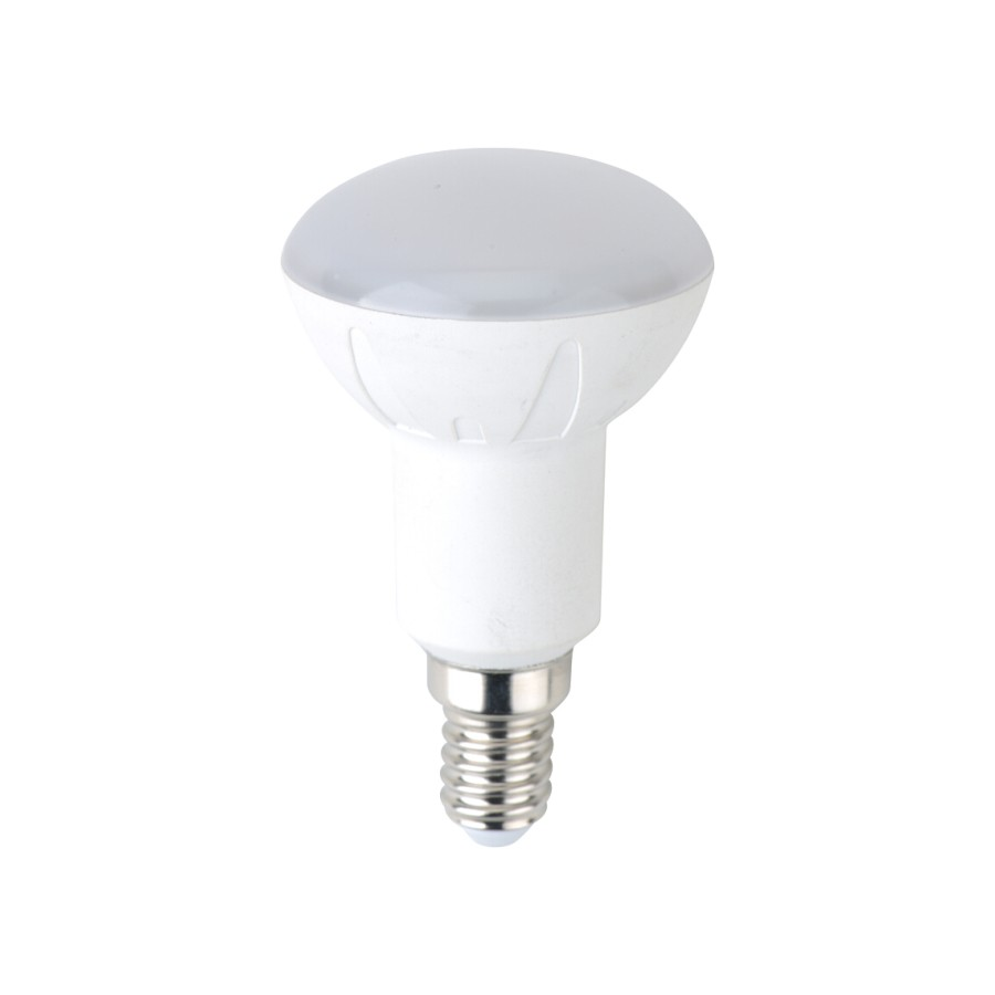 Bec LED Hoff spot NR50 E14 4W lumina calda