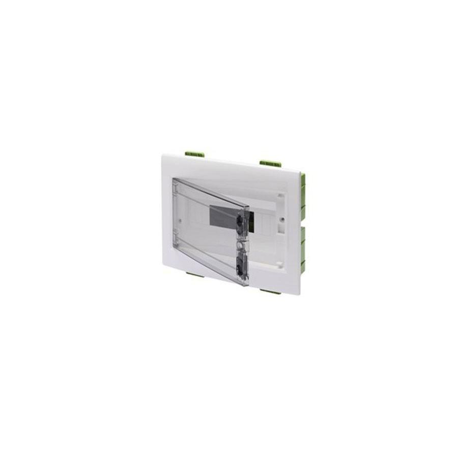 Tablou electric pentru gips carton Gewiss GW40605PM, incastrat, 12 module