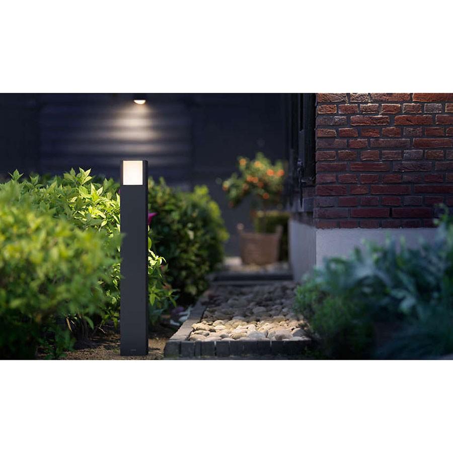 Stalp de iluminat ornamental Arbour 164639316, LED, 6W, 77 cm