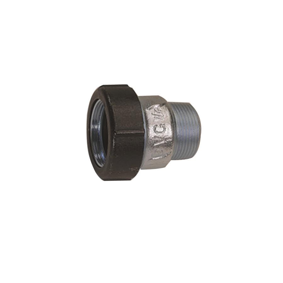 Racord rapid fonta zincata Gebo, FE, 6/4 inch