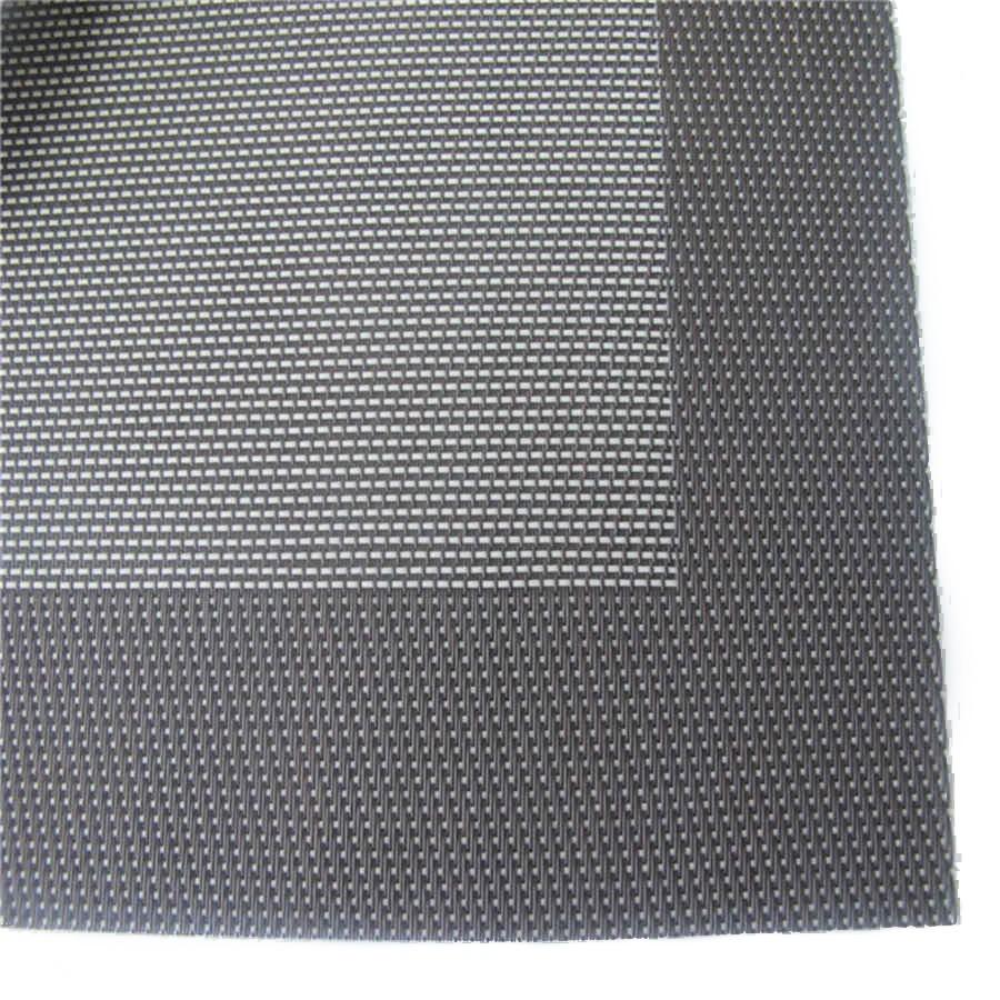 Suport masa GB-014, pvc + poliester, maro, 45 x 30 cm