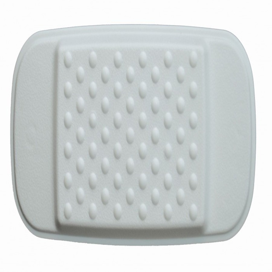 Perna cada, alb, 608601, 30 x 20 cm