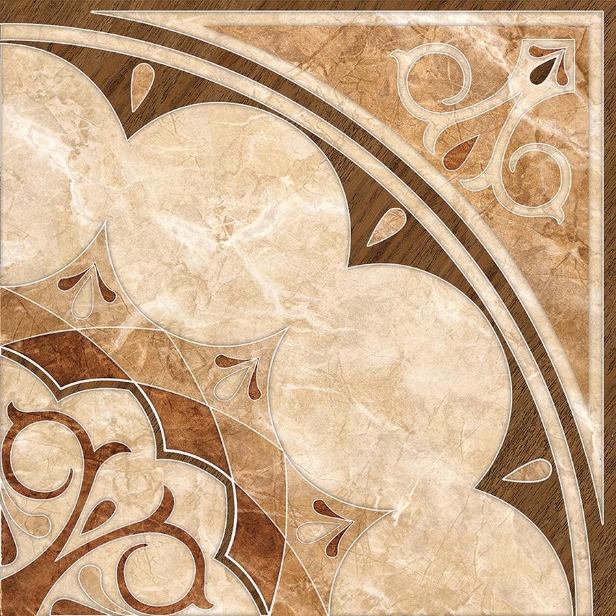 Gresie decor interior, universala, Tunis bej lucioasa PEI. 4 45 x 45 cm