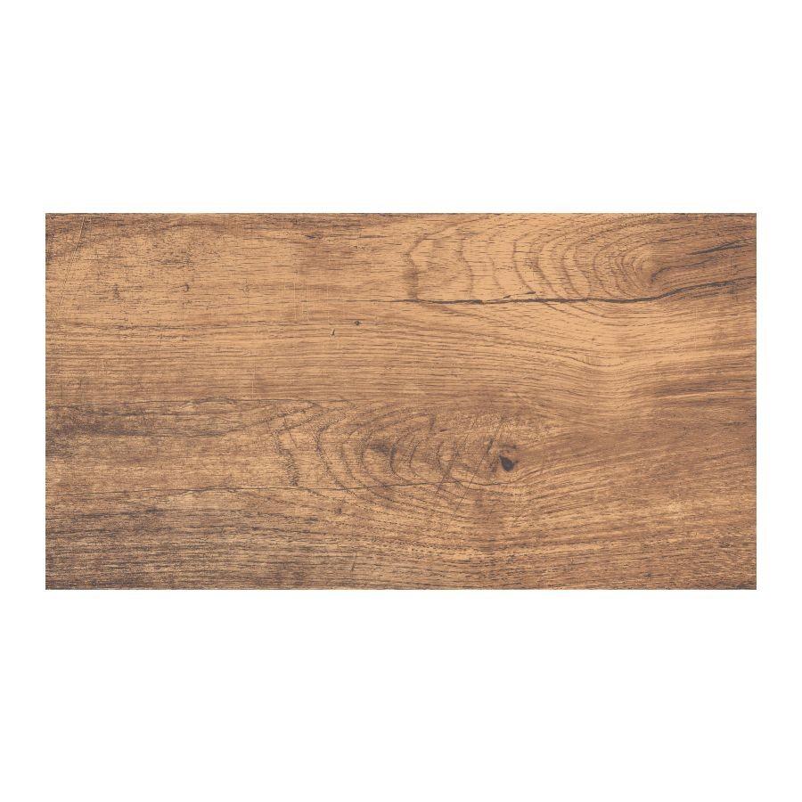 Gresie exterior / interior portelanata Foresta Bronzo maro, mata, 30 x 60 cm