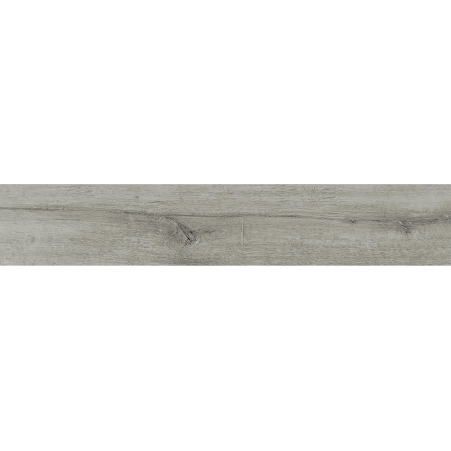 Gresie exterior / interior portelanata rectificata Tavola Gris tip parchet mata 20 x 114 cm