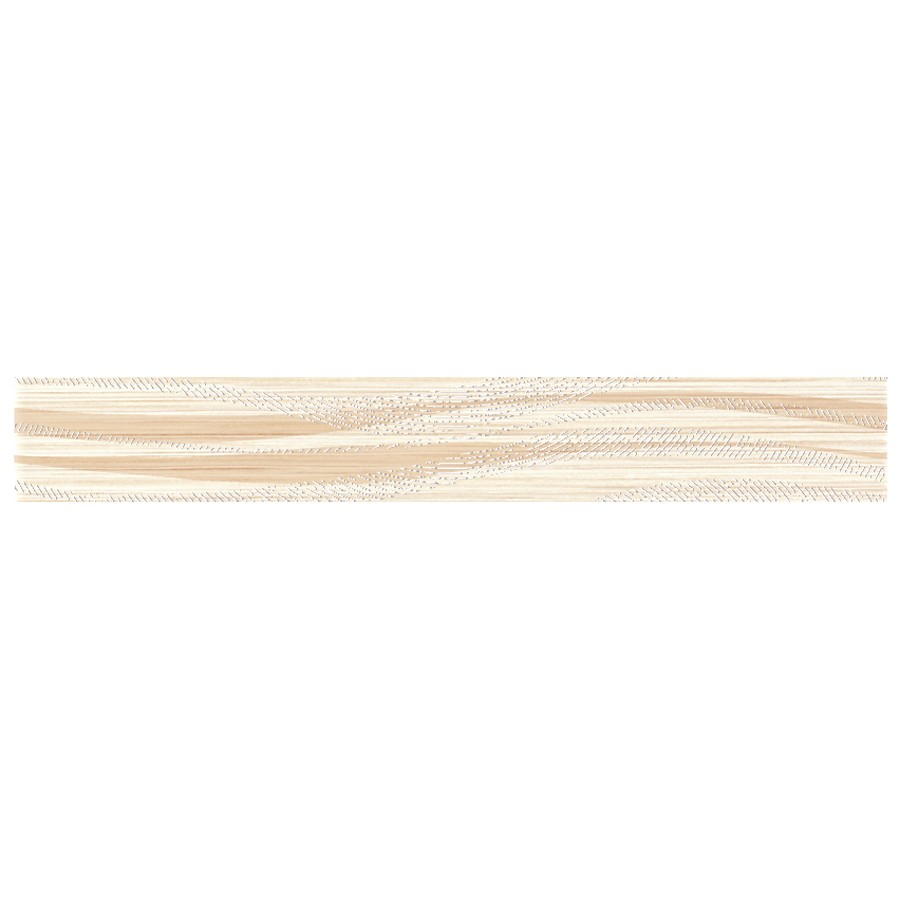 Brau faianta Tanaka Cream Geo mat crem 5 x 40 cm