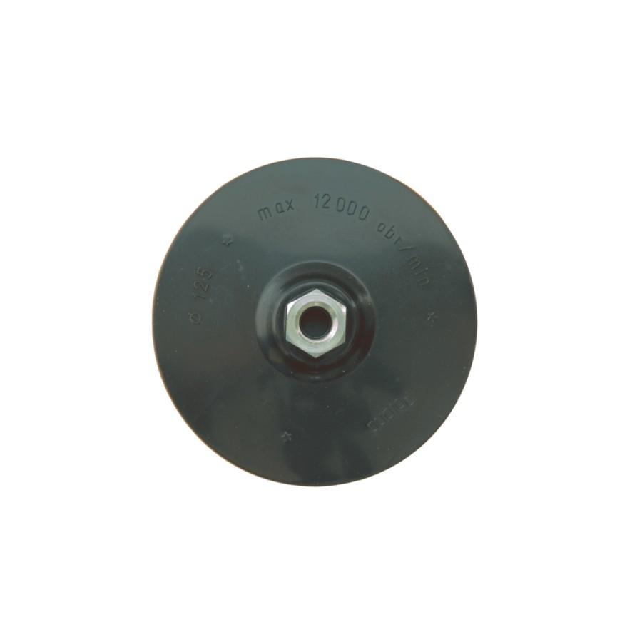Suport circular smirghel, prindere scai, 125 mm, Lumytools LT08500