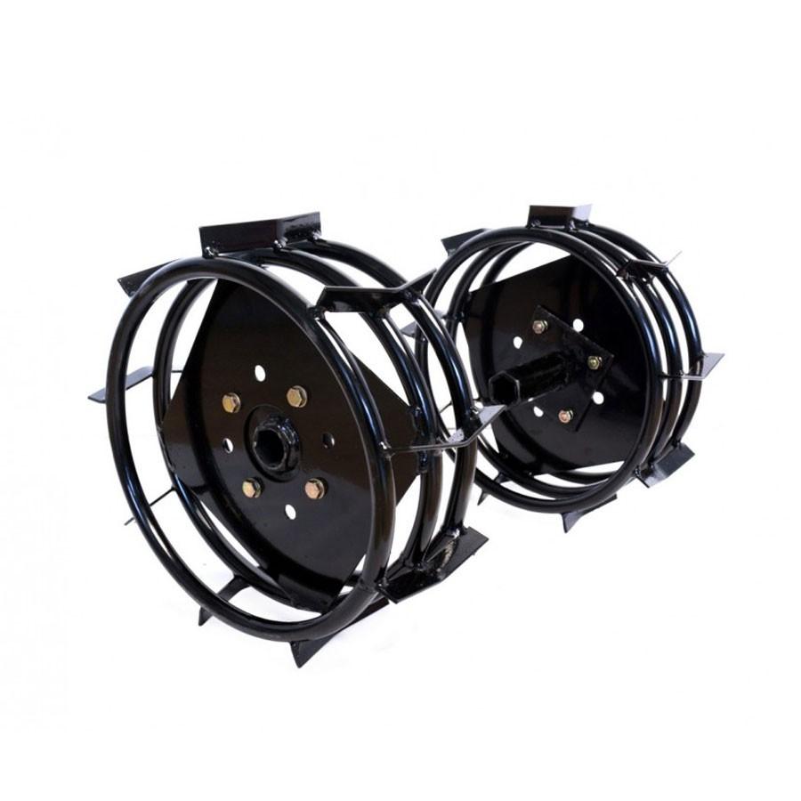 Roti metalice pentru motocultor O-Mac 900A (1 bucata = 1 set 2 roti)