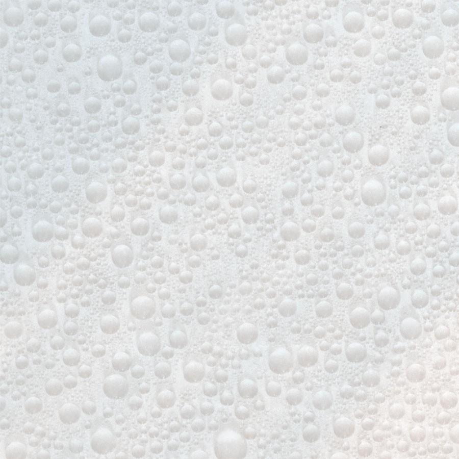 Autocolant vitraliu Gekkofix Waterdrop 10488, albastru, 0.675 x 15 m