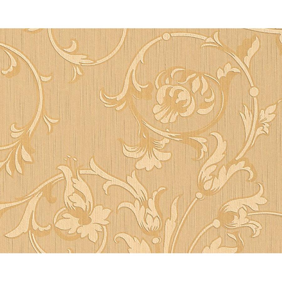 Tapet vlies, model floral, AS Creation Tessuto 956333 10 x 0.53 m