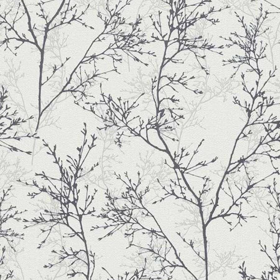 Tapet vlies, model floral, Erismann Instawalls 543210 10 x 0.53 m