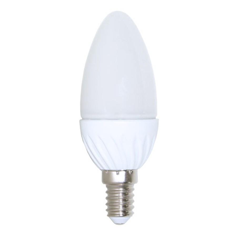 Bec LED Lohuis lumanare E14 4W lumina rece