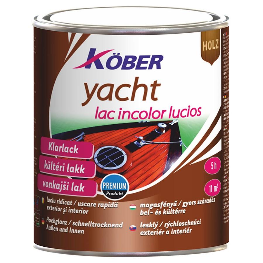 Lac yacht Kober incolor 2.5L