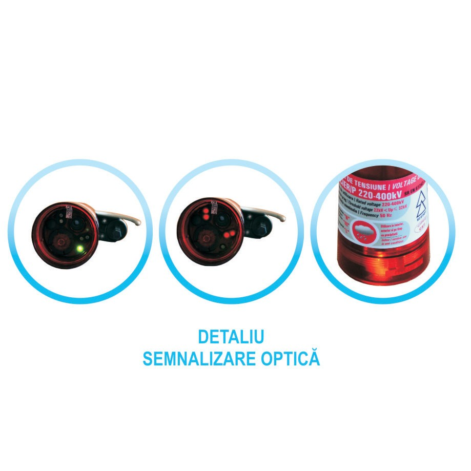 Detector tensiune DTCIER/P 6-35KV