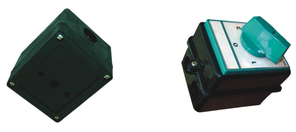 Cutie pentru intrerupator Metop 63-905