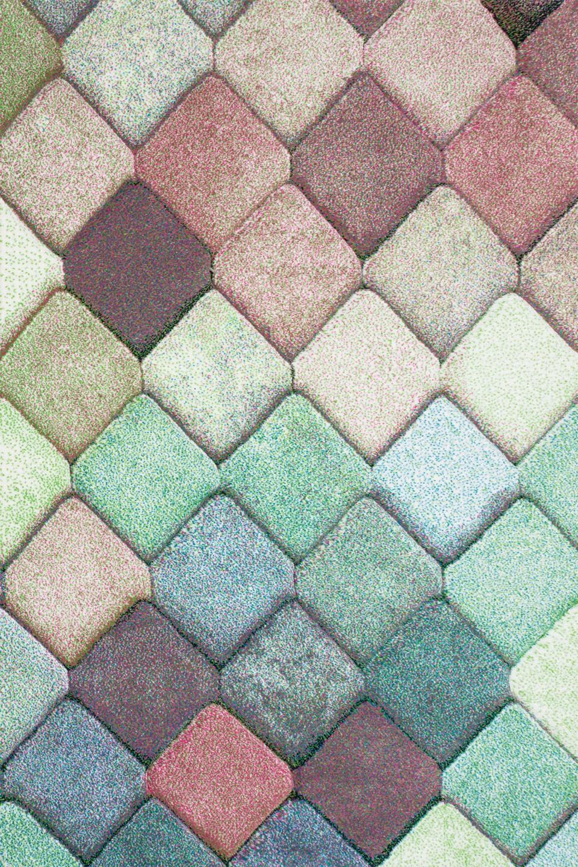 Covor living / dormitor Sintelon Vegas Pop 40 VAV polipropilena dreptunghiular multicolor 200 x 290 cm