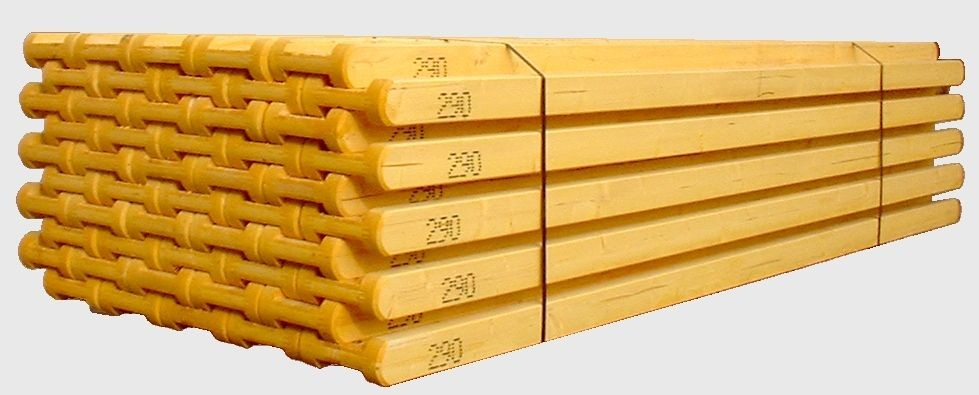Grinda lamelara 4x8 h20 2,9m   613290