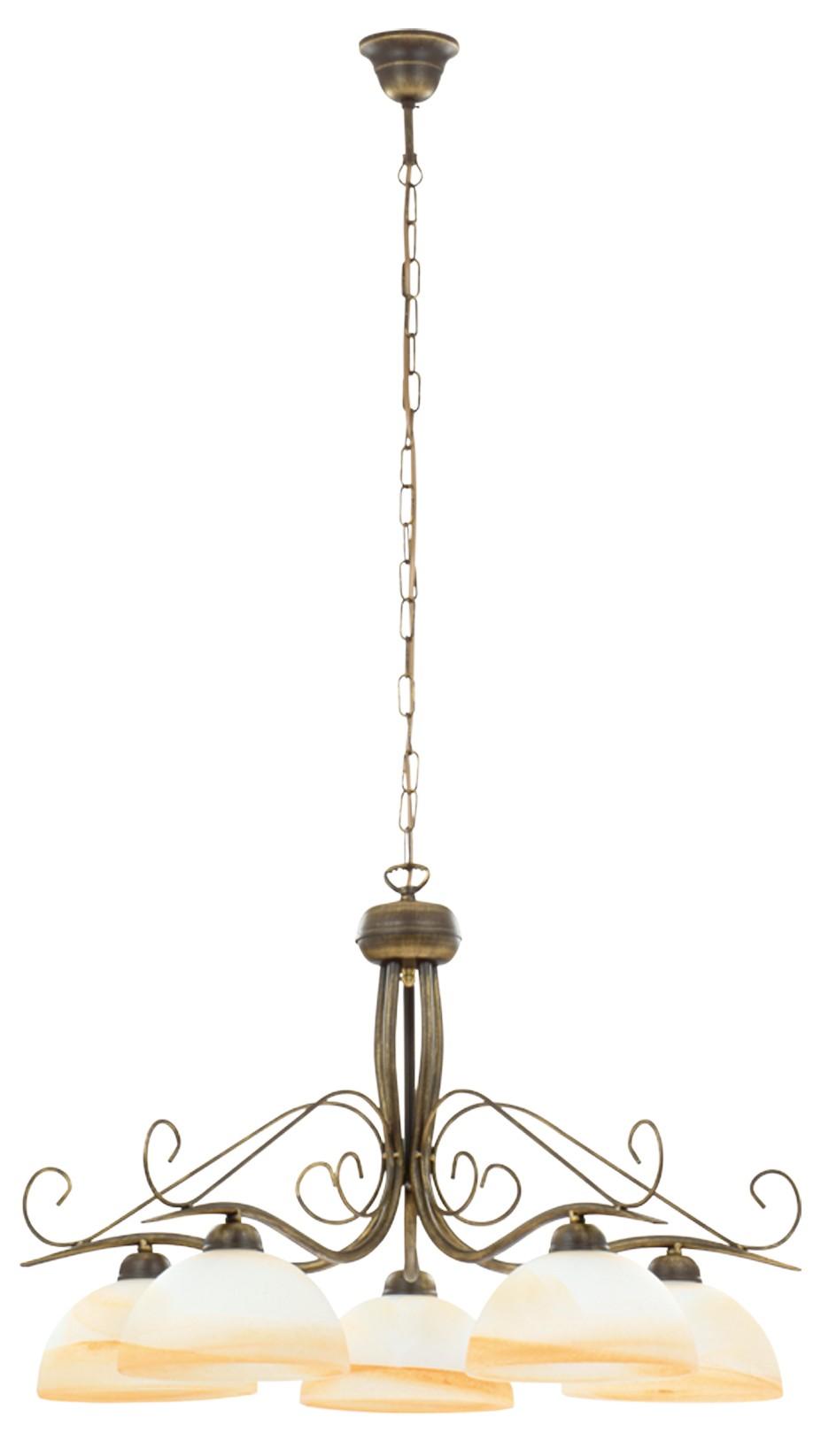 dedeman fiona 5 lustra 5xe27 385 lustre lustre si candelabre iluminat de interior. Black Bedroom Furniture Sets. Home Design Ideas